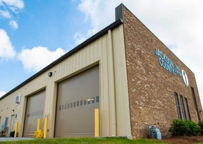 Jackson County EMC Pre-Engineered Metal Building