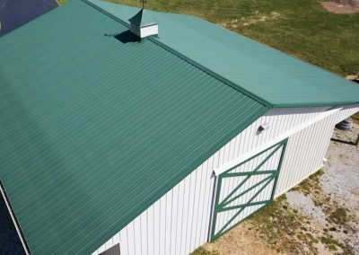 Modern Barns Pre-Engineered Agricultural Buildings