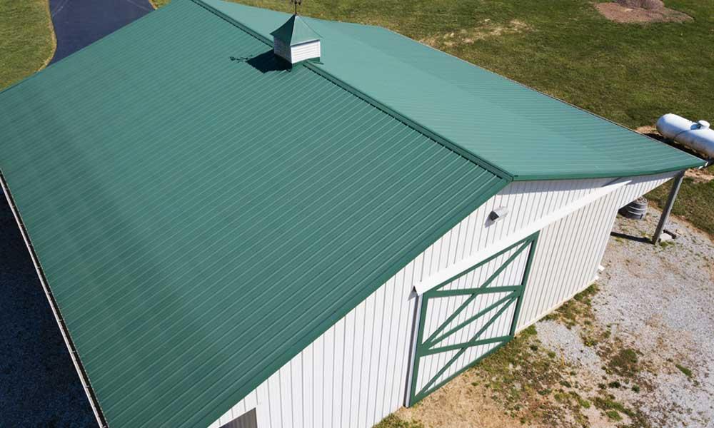 Modern Barns Pre-Engineered Agricultural Buildings