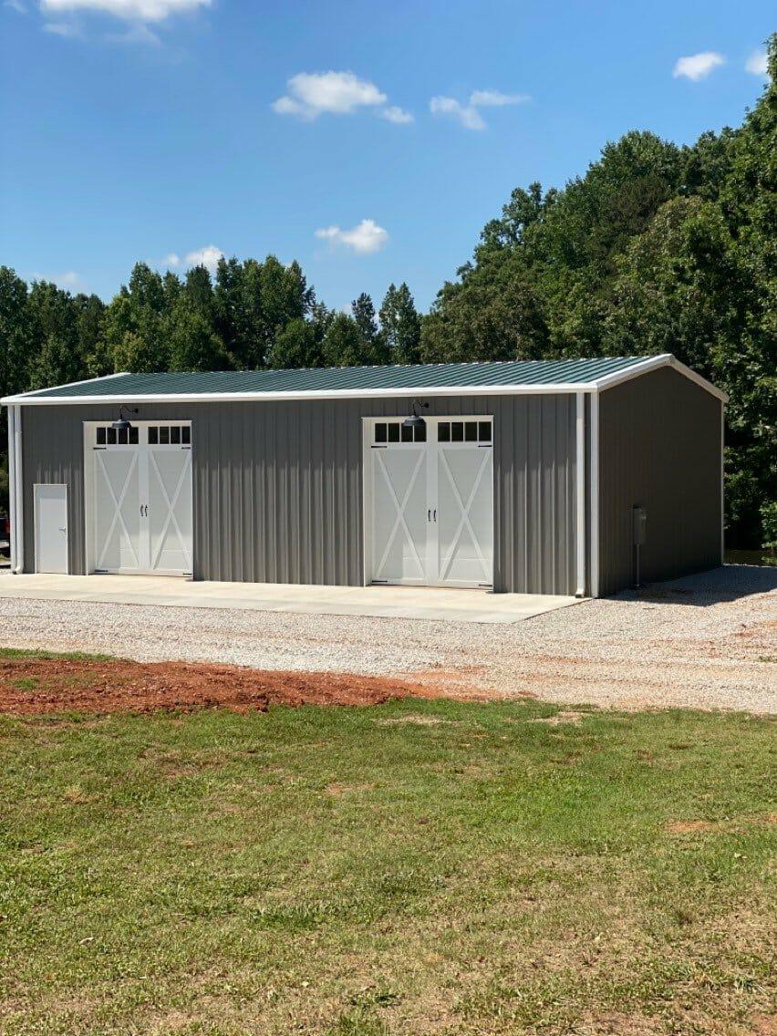horse barn steel buildings